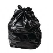 Dustbin Liners Black Sacks Box 200 JLBL200L